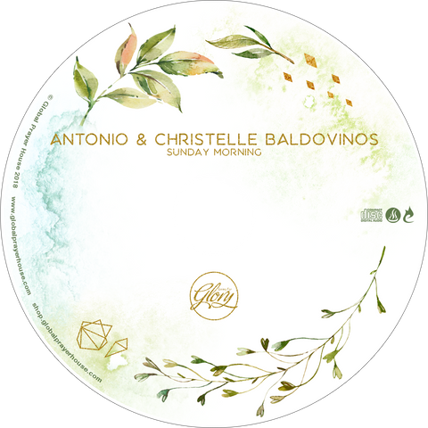 Going for Glory 2018 - Sunday Morning - Antonio & Christelle Baldovinos
