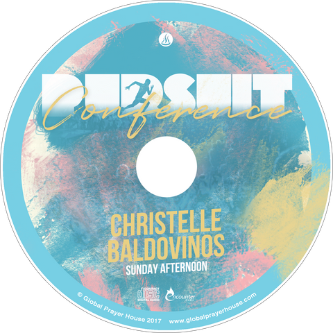 Pursuit Conference 2017 - Christelle Baldovinos