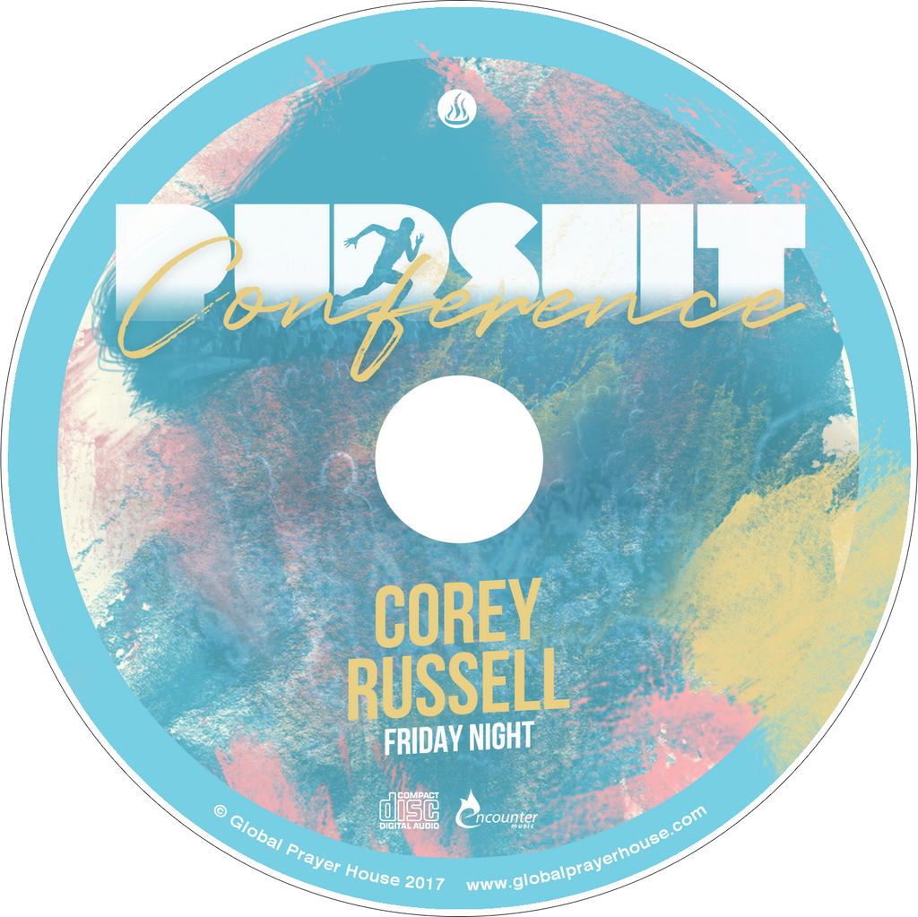 Pursuit Conference 2017 - Corey Russell