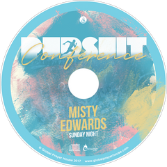 Pursuit Conference 2017 - Misty Edwards