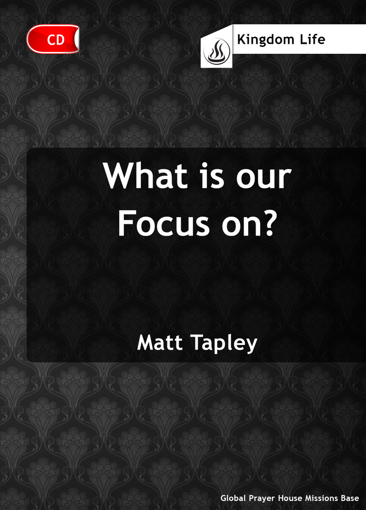 What is our Focus on?