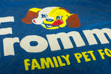 Vintage Fromm Family Pet Food - Blue
