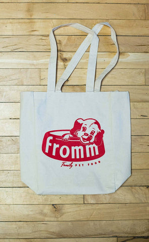 Fromm Canvas Tote Bag