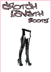 Crotch Length Boots