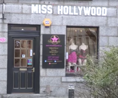 Miss Hollywood Strippers Shop