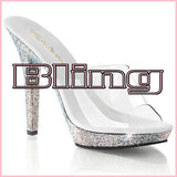 Posing Shoes with Bling