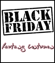 Black Friday Fantasy Costumes