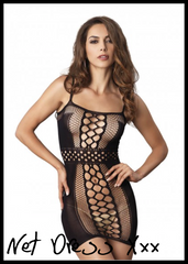 Net Dresses Fetish