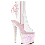 Sexy Pole Dancing Shoes Unicorn High Heels