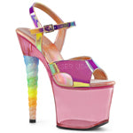 UNICORN-711 Pole Dancing Shoes with Unicorn High Heels