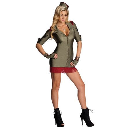 R880196 Sexy Playboy Bombshell Costume-Costume-Rubies-Small-Miss Hollywood Sexy Shoes