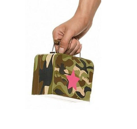 LAA1511 Leg Avenue Camouflage Handbag - Miss Hollywood