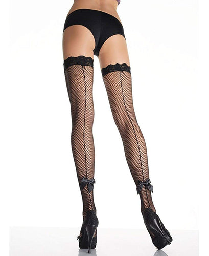 LA9025 Sexy Leg Avenue Thigh High Fishnet Stockings