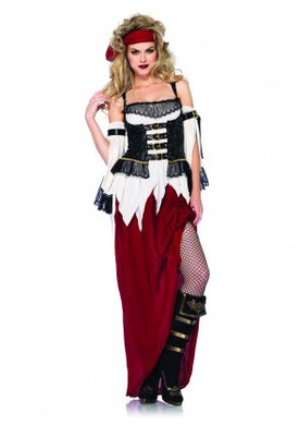 LA85301 Sexy Leg Avenue BURIED TREASURE BEAUTY Fancy Dress Costume - Miss Hollywood