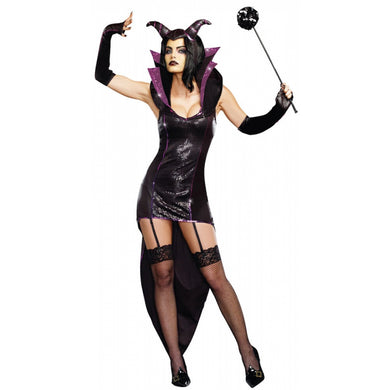 DG9475 Queen of Darkness Dreamgirl Costume