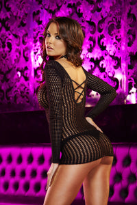 LC-14 Sexy Lapdance Centre Mini Dress - Miss Hollywood - 2