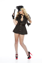 Load image into Gallery viewer, NLA35 Sexy Cop Sale Fancy Dress Costume-Costume-Miss Hollywood-S/M-Miss Hollywood Sexy Shoes