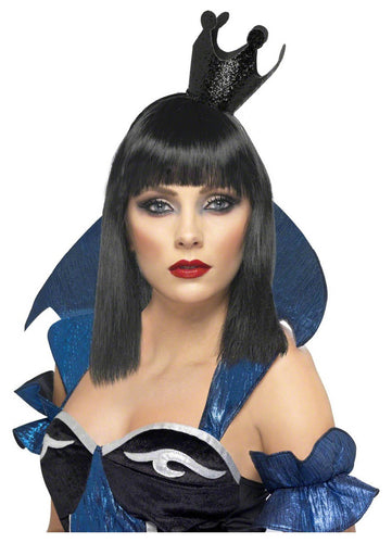 SM28314 Sexy Evil Queen Crown Headband - Miss Hollywood