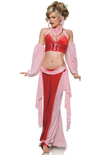 LA83156 Arabian Genie in a Bottle Costume. - Miss Hollywood
