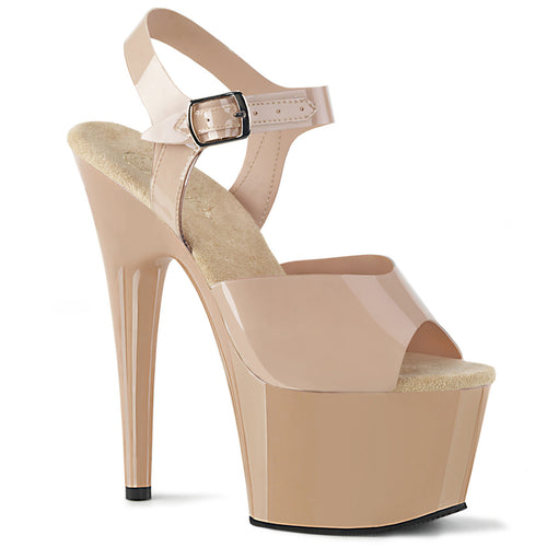 ADORE-708N Pleaser Sexy Shoes 7 Inch Ankle Strap Platforms Sandals