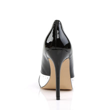 Load image into Gallery viewer, Sexy AMUSE-26 Pleaser Sexy Shoes 5 Inch Heel  Platforms Two Tone Stiletto Heel Shoes  Pleaser Pole Dancing Shoes
