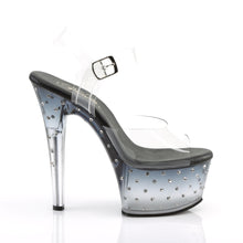 Load image into Gallery viewer, Sexy ASPIRE-608STD Sexy Stripper Rhinestone Bling High Heel Platform Sandals  Pleaser - Miss Hollywood - Sexy Shoes