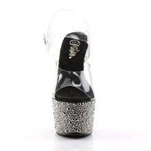 Load image into Gallery viewer, Sexy BEJEWELED-708MS Sexy Pleaser Shoes High Heels  Pleaser - Miss Hollywood - Sexy Shoes