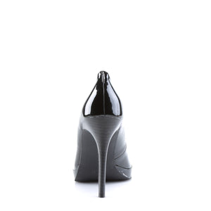BLISS-30 Pin Up Couture Sexy Shoes Stiletto Heel Mini-Platform Stiletto Heel Shoes Pumps