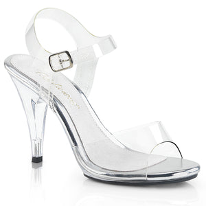 953bab06767 Fitness Posing Comp Shoes - Clear Competition Heels – Miss Hollywood ...