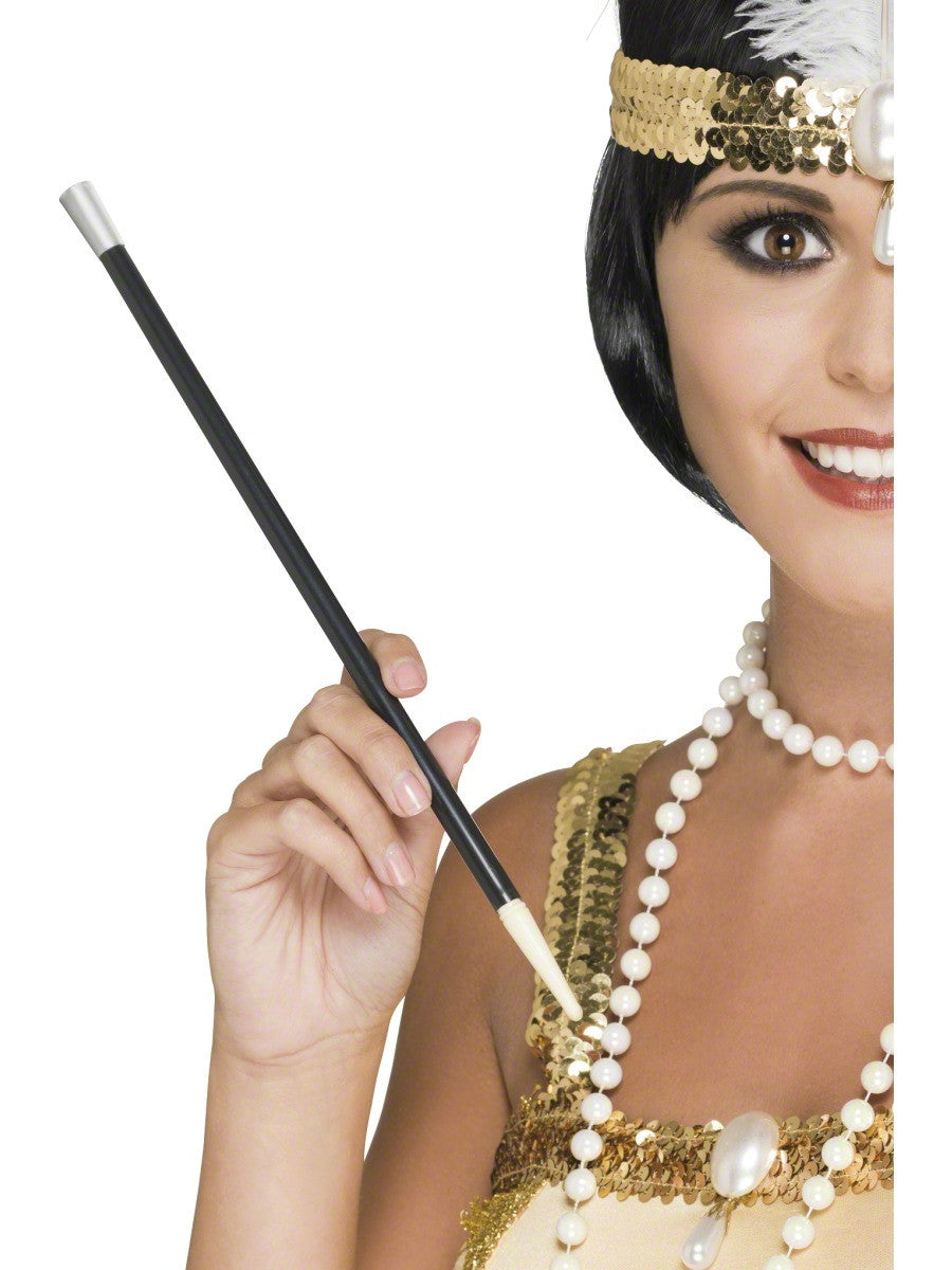 SM384 Sexy Cigarette Holder-Neckless-Smiffys-One Size-Miss Hollywood Sexy Shoes