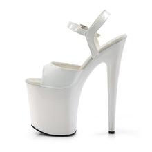 Load image into Gallery viewer, FLAMINGO-809 Pleaser Sexy Shoes 8 Inch Heel Ankle Strap Platform Sandals for Strippers
