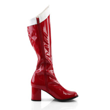 Load image into Gallery viewer, GOGO-306 Funtasma 3 Inch Heel Red Women's Boots