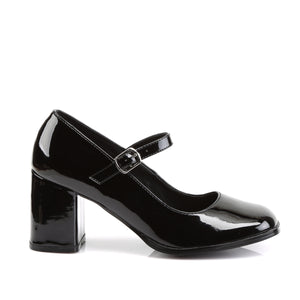 GOGO-50 Funtasma 3 Inch Heel Black Patent Women's Sexy Shoes