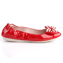 Load image into Gallery viewer, IVY-09 Pin Up Couture Red Hollywood Glamour Shoes