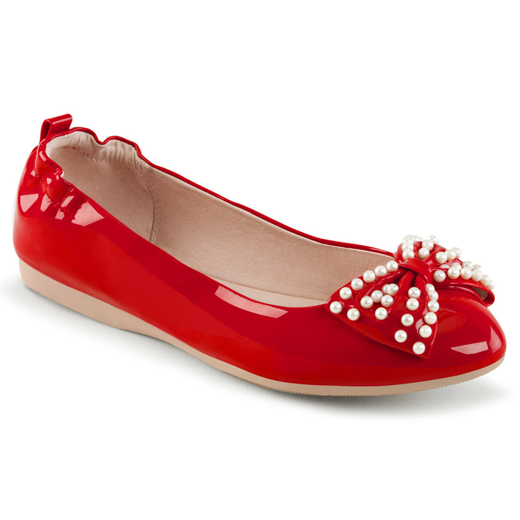 IVY-09 Pin Up Couture Red Hollywood Glamour Shoes