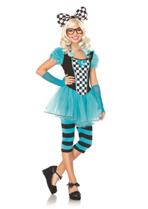 LAJ49068 Hipster Alice Fany Dress Costume - Miss Hollywood - 1