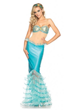 Load image into Gallery viewer, LA83932 Sexy Mystical Mermaid Fancy Dress Costume-Costume-Leg Avenue-XS-Miss Hollywood Sexy Shoes