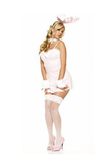 LA83007X Sexy Leg Avenue Bunny Dress Costume - Miss Hollywood - 1
