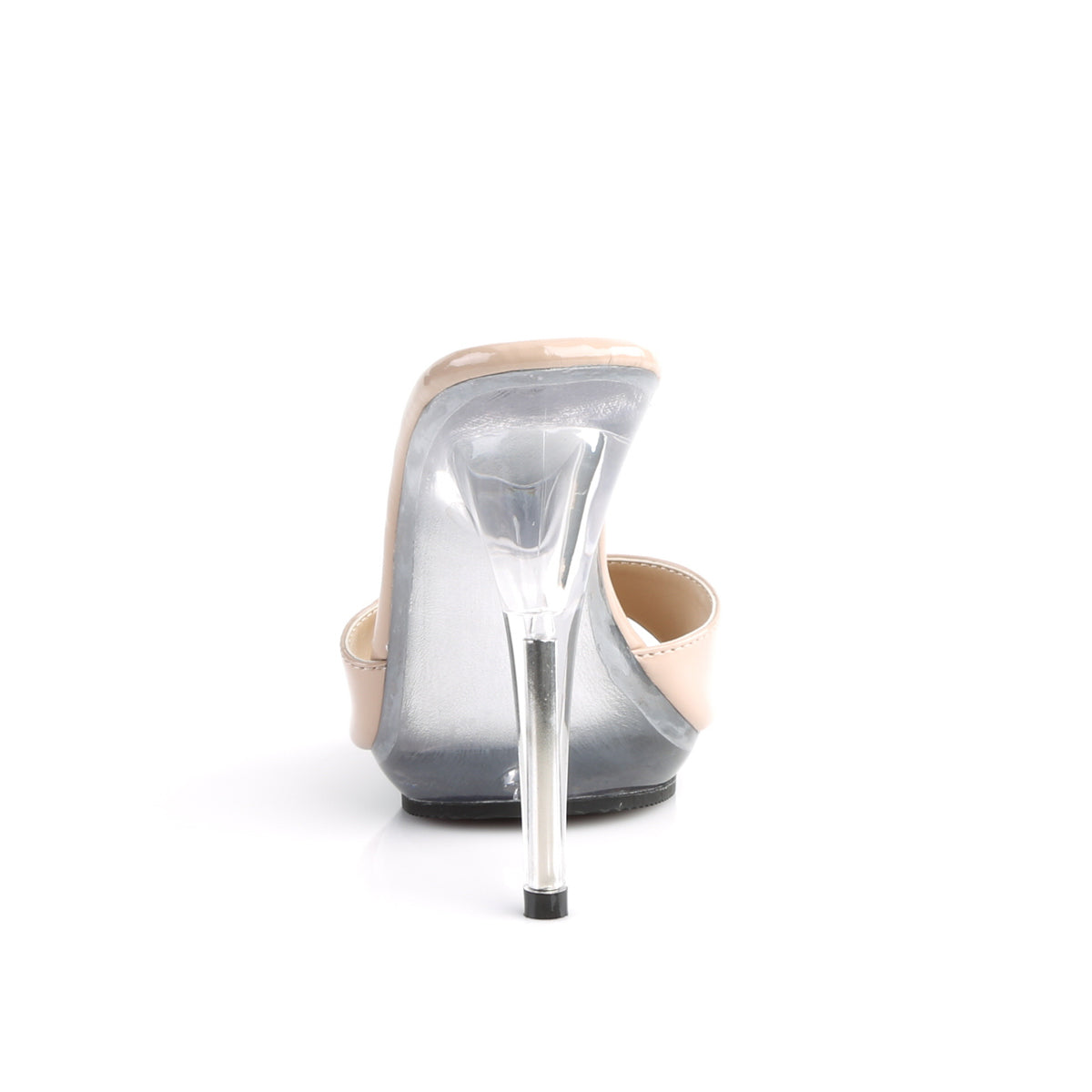 46599788ed3 POISE-501 Fabulicious Sexy Shoes 5 Inch Heel Slip On Slide Shoes ...