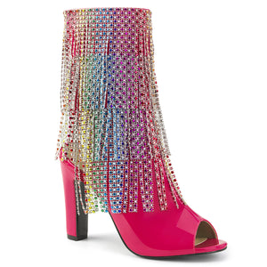 Kinky Boots Knee High with Fringes