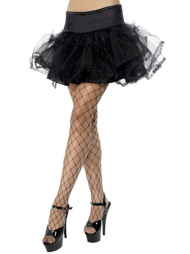 FV30335 Mesh Frilly Petticoat TuTu-Costume-Fever-One Size-Miss Hollywood Sexy Shoes