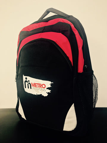 Metro Missions Back-Pack