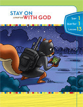 Y1Q1L13 - Stay on Course with God