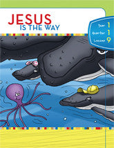Y1Q1L09 - Jesus is the Way