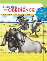 Y1Q2L11 - God Requires Your Obedience
