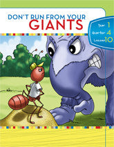 Y1Q4L10 - Don't Run From Your Giants