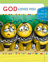 Y1Q4L11 - God Loves You
