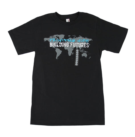 Providing Hope. Building Futures. MWC T-Shirt