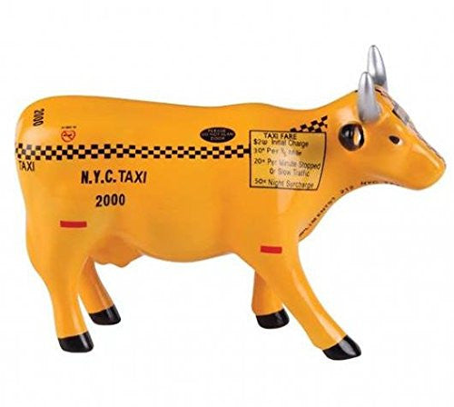 TAXI COW - SMALL