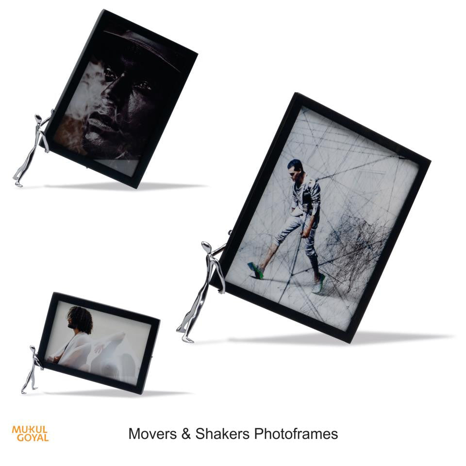 MOVERS AND SHAKERS PHOTOFRAME SMALL